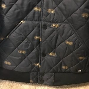 ce394ade0 NWT North Face Men's Jester Quilted Bomber Jacket NWT